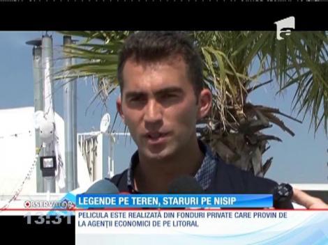 Legendele sportului românesc, într-un film de promovare a litoralului