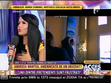 """Burlăciţa Andreea Mantea a luat DECIZIA FINALĂ! """"98% el este ALESUL"""""""