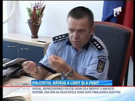 Noi acuzaţii la adresa poliţistului care a bătut un martor