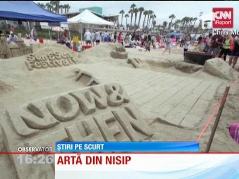 Artă din nisip