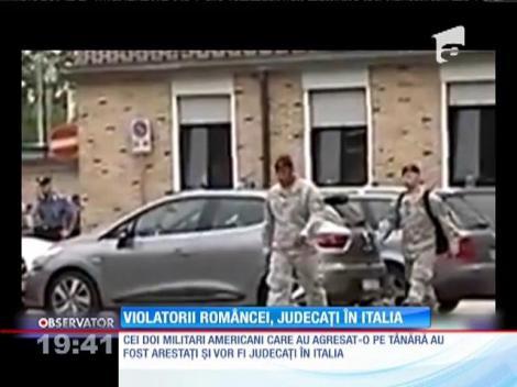 Militari care au bătut şi violat o româncă vor fi judecaţi în Peninsulă