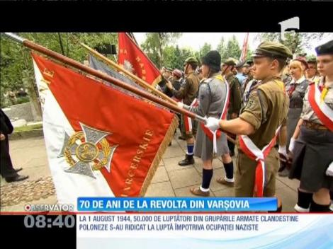 70 de ani de la revolta din Varşovia