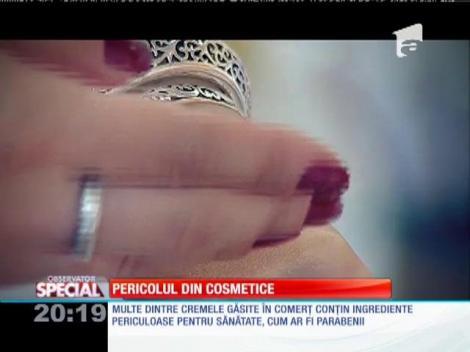 Pericolul din cosmetice