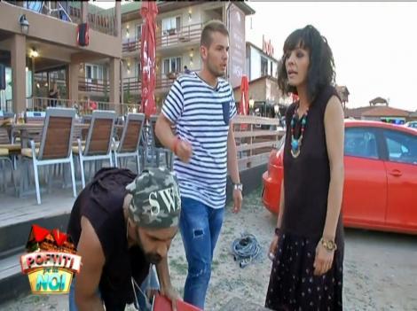 Cosmina Păsărin, în lacrimi din cauza patronului