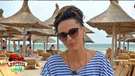 Cosmina Păsărin a plâns de frică înainte să se scufunde alături de Bogdan Vlădău