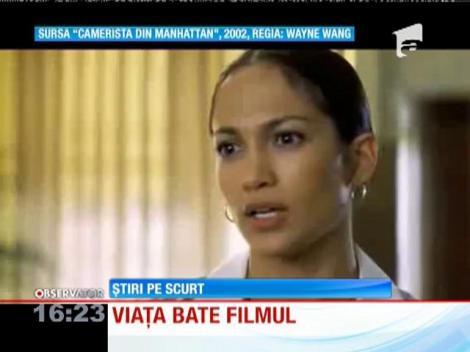 Jennifer Lopez riscă să fie dată în judecată de o cameristă din Germania
