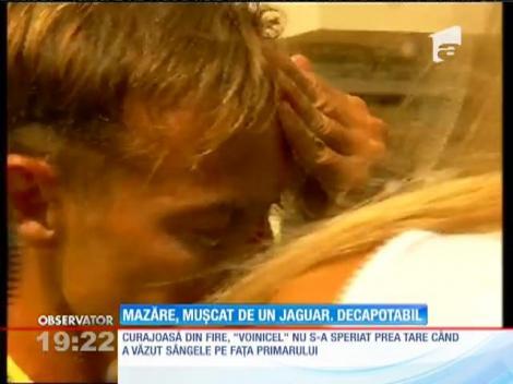 Radu Mazăre s-a lovit cu capul de propria mașină