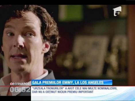 Gala premiilor Emmy, la Los Angeles