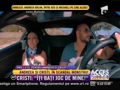"""Andreea Mantea și Cristi, decizie șocantă: """"N-am crezut că o să rezistăm!"""""""