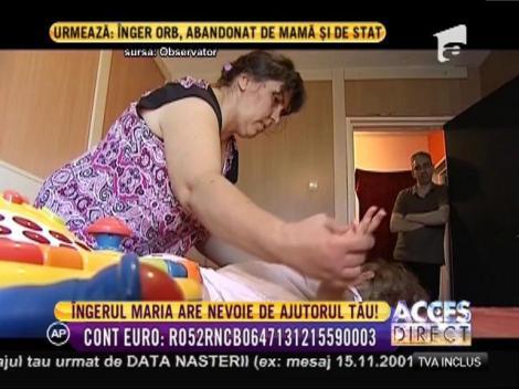 Maria Lupu are nevoie de ajutor!
