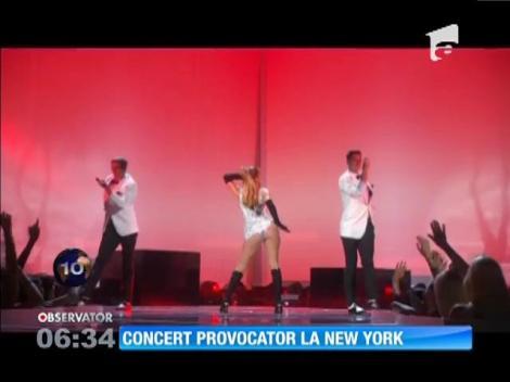Jennifer Lopez, dans provocator