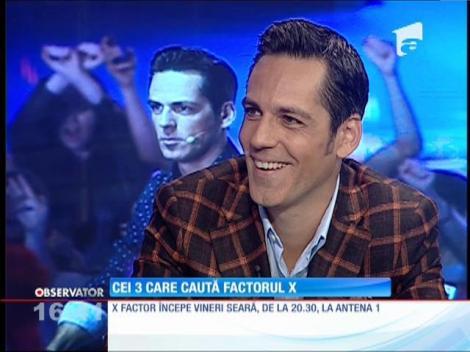 Ștefan Bănică Jr. caută factorul X