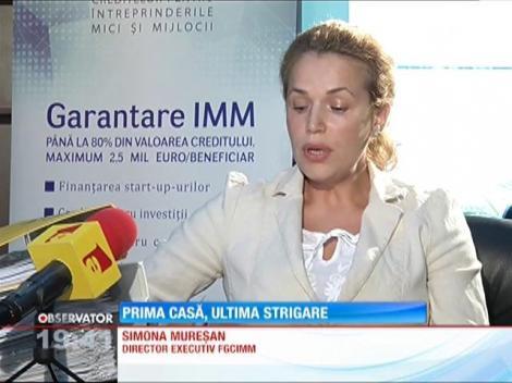 """Guvernul a suplimentat fondurile programului """"Prima Casă"""""""