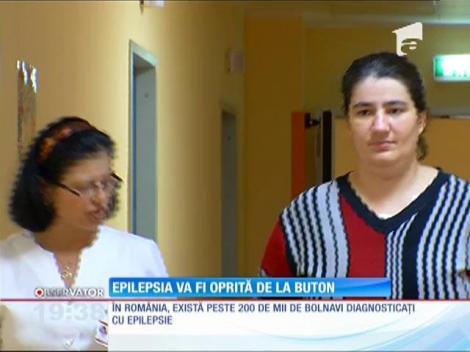Bolnavii de epilepsie primesc şi în România o şansă