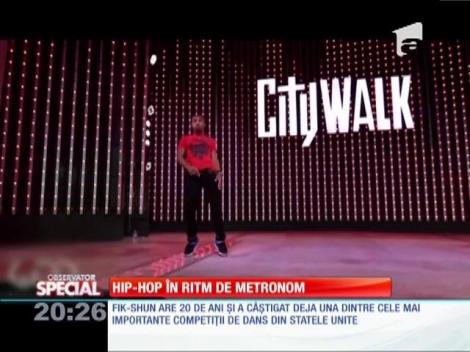 Special! Hip-hop în ritm de metronom