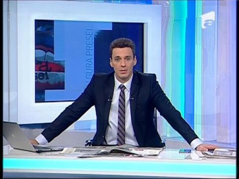 """Mircea Badea, despre """"Udrea - ceasu, Bercea - cucu""""!"""