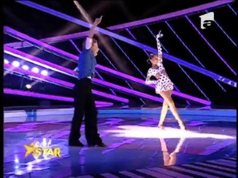 Adysa si Andrei sunt campioni la salsa și dansează aboslut INCREDIBIL!