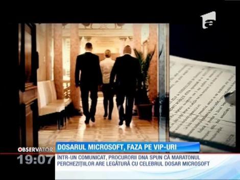 Apar noi nume grele în dosarul Microsoft! Tenismenul Dinu Pescariu, milionarul Remus Truică şi Dorin Cocoş