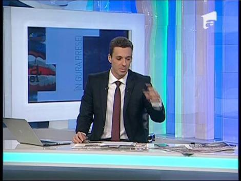 """Mircea Badea: """"Băsescu suferă de parchetinson si paharhinson"""""""