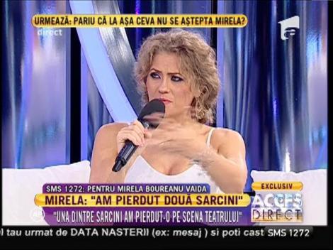 """Mirela Boureanu Vaida, dezvăluiri uluitoare: """"Am pierdut două sarcini, am plâns în fiecare seară, dar acum am motive să fiu fericită!"""""""