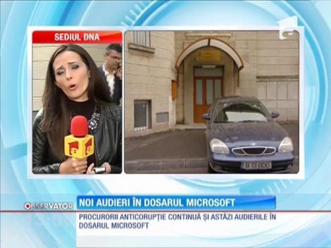 Noi audieri în dosarul Microsoft