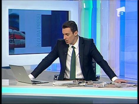 """Mircea Badea: """"Traian Băsescu cere de la stat un domeniu cât are suprafața mall-ului din Băneasa"""""""