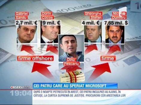 Afacerea Microsoft, jaf de peste 20 de milioane de euro