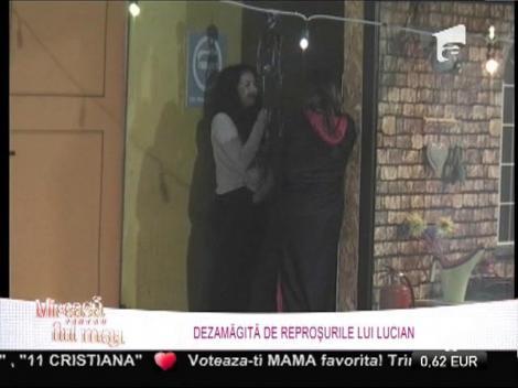 """Lucian: """"Elena a sărutat intenţionat lenjeria de pat a lui Marian!"""""""