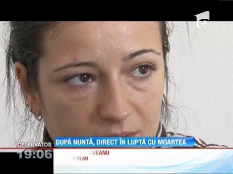 La doar o lună de la nuntă, un tânăr din Ploieşti a aflat că are o tumora pe creier