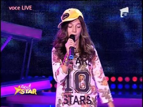 "Alicia Keys - ""New York"". Vezi aici cum cântă Bianca Popa la Next Star!"