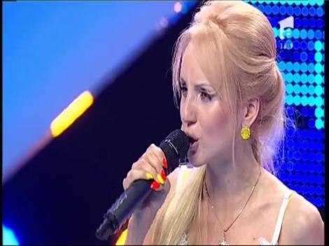 """A demonstrat că nu este doar o """"păpușă Barbie"""" din Chișinău! Tipa are o voce PUTERNICĂ!"""