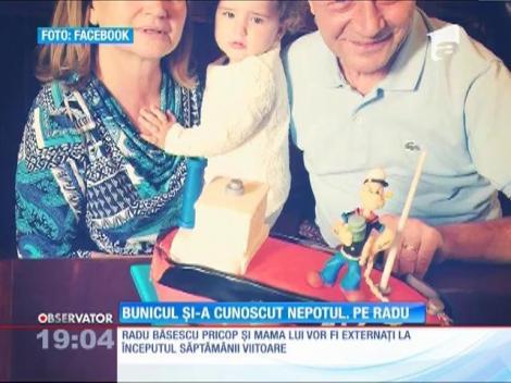 Radu Băsescu-Pricop, al doilea nepot al președintelui