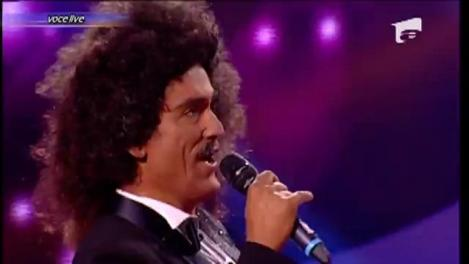 """Lionel Richie & Diana Ross - """"Endless Love"""". Vezi transformarea lui Cezar Ouatu la """"Te cunosc de undeva!"""""""