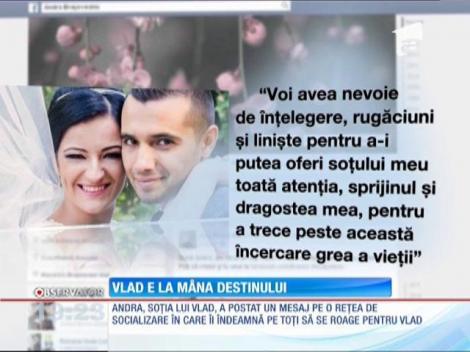 Vlad, tânărul din Ploiești, suferă de cea mai agresivă tumoră cerebrală