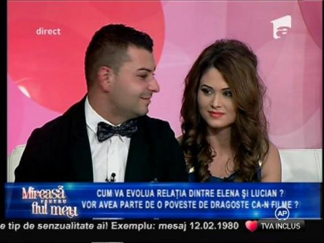 Lucian i-a oferit un inel Elenei! Emoțiile au învăluit întreaga casă!