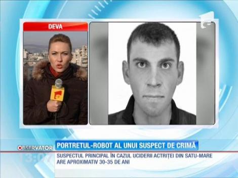 Portretul robot al criminalului actriţei Gabriela Dorgai