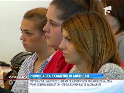 Provocarea examenului Michigan