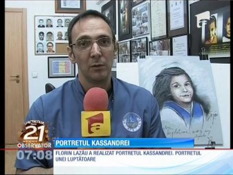 Portretul Kassandrei