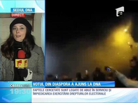 Votul din diaspora, subiect de anchetă la DNA
