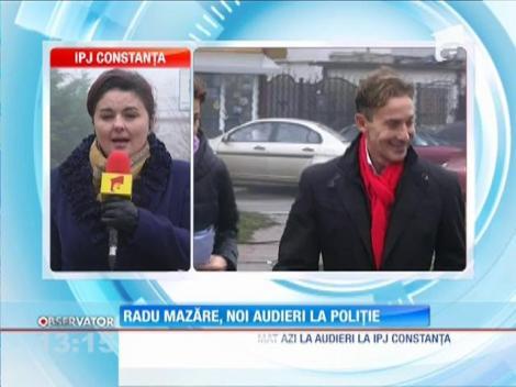 Radu Mazăre, noi audieri la poliție