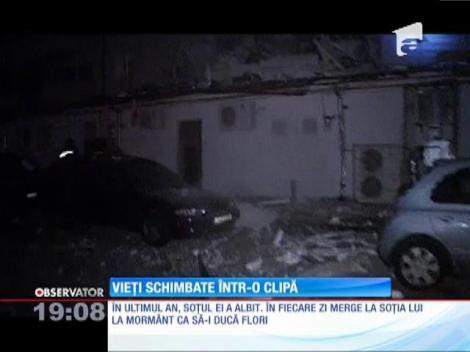 După un an de la explozia devastatoare din Călăraşi ancheta bate pasul pe loc