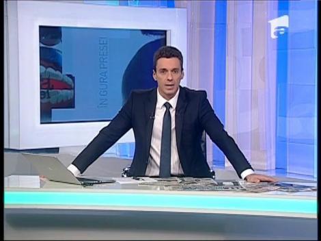 """Mircea Badea: """"Atacurile împotriva lui Arafat sunt comparabile cu SS-ul lui Hitler!"""""""