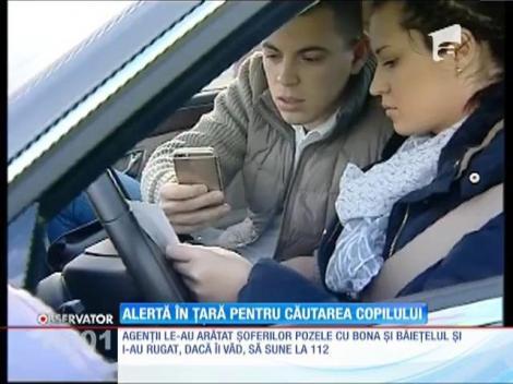 Copilul dispărut din Ploieşti a fost găsit