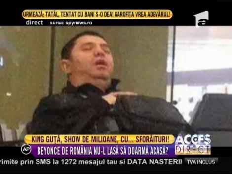 Nicolae Guță, surprins într-o ipostază ce i-a lăsat mască pe fani! Uite ce a făcut regele manelelor!