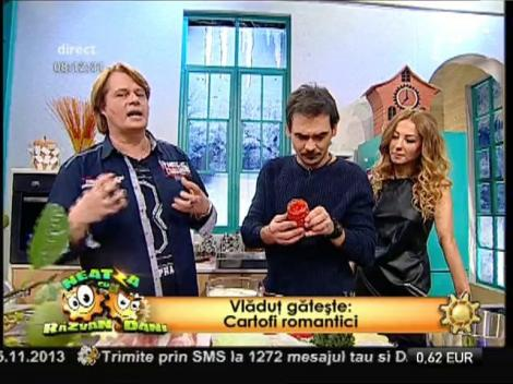 Reţeta lui Vlădutz: Cartofi romantici
