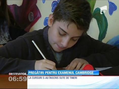 """Examenul de compretenţă lingvistică """"Cambridge Michigan Language"""""""