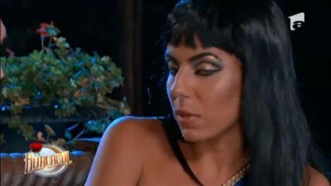 """Burlacul, reacție misterioasă: """"A venit Cleopatra!"""" Ayda, apariția orientală care l-a atras pe Andrei"""