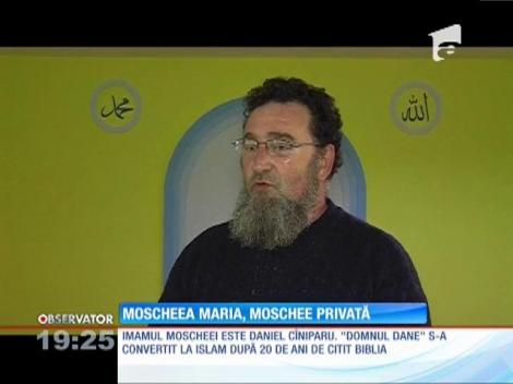 Un ardelean a construit o moschee în inima Moldovei