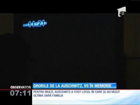 Ororile de la Auschwitz, vii în memorie