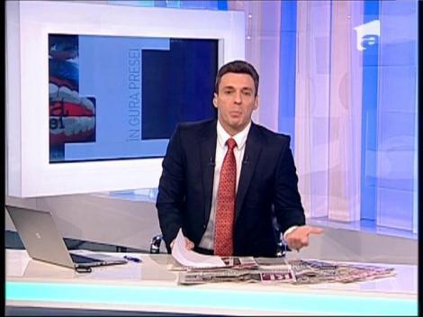 """Mircea Badea: """"Doamna Udrea ne spune foarte clar că DNA-ul este divizia penală a SRI-ului"""""""